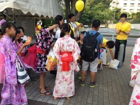 杉田坪呑団地お祭り2