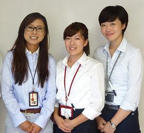 横浜働く女性「住まい相談」デスク(担当:北山 他)