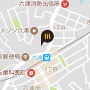 六浦店地図