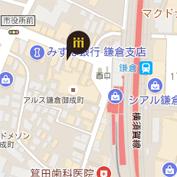 鎌倉店地図