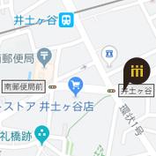 井土ヶ谷店地図